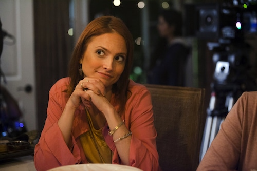 Still of Gia Mora from THE NIGHT